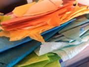 ruth tissue paper palette